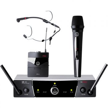 AKG WMS 40 PRO Presenter Dual Set